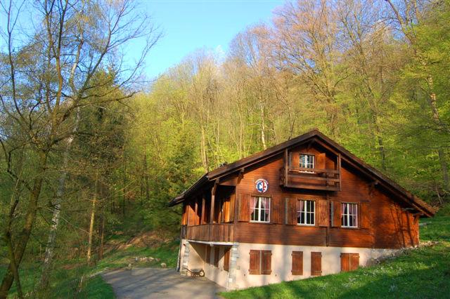 Pfadiheim Oberbipp